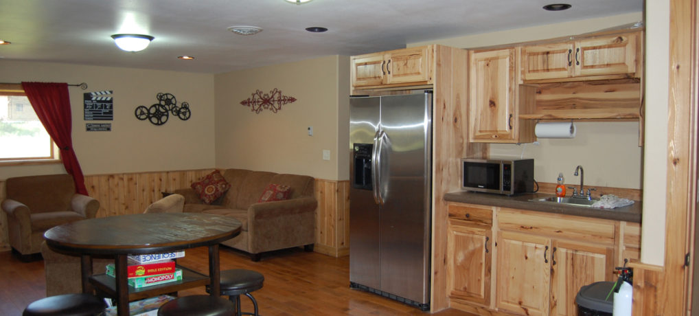 Timber Creek Vacation Rental Guest Kitchen