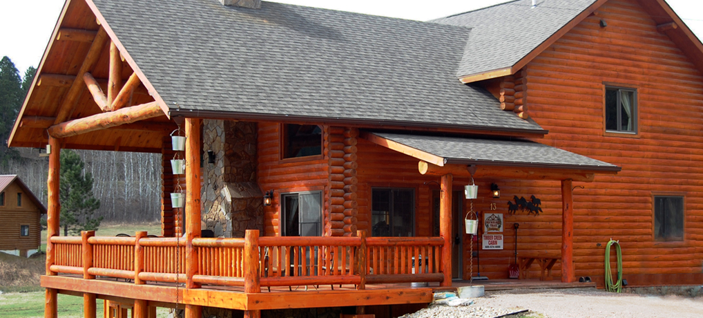 Timber Creek Cabin for Rent