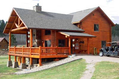 Vacation Rentals South Dakota