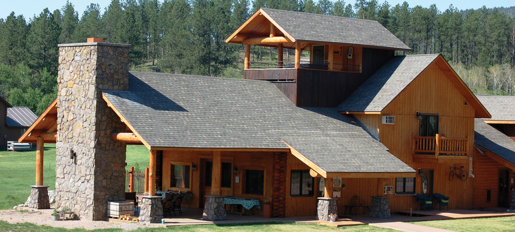 Mickelson Trail Lodge